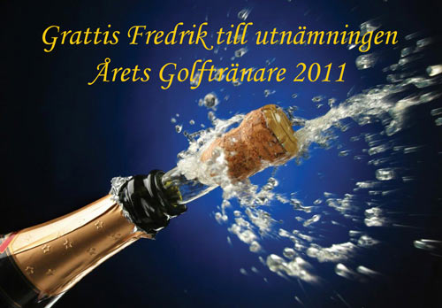 Grattis Fredrik