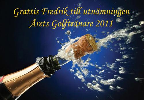 Grattis Fredrik